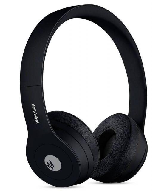 Magnussen Headset W1 Black Matte
