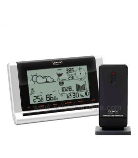 Oregon Scientific WMR180 weather Station with touch screen