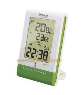 Oregon Scientific RMR331 IS draadloze Thermometer met zonnepaneel