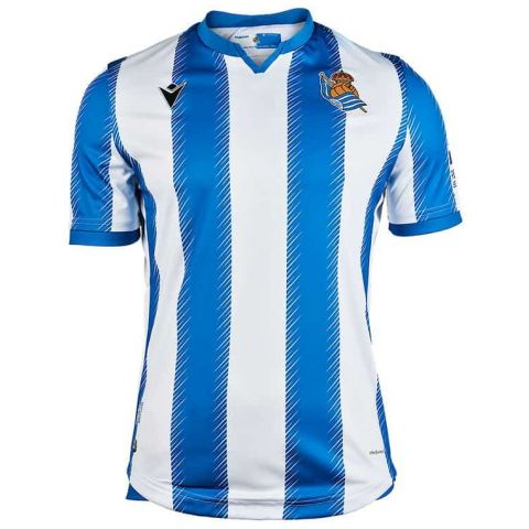 Macron Real Sociedad Officiel JR 2019/2020