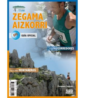 Guia Zegama-Aizkorri Zegama-Aizkorri Libreria Productos Zegama-Aizkorri Color: azul