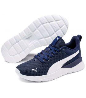 Puma Anzarun Lite Youth Azul Puma Calzado Casual Junior Lifestyle Tallas: 36, 37, 38; Color: azul