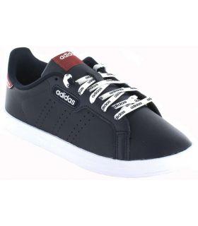 Adidas Courtpoint Cl X Adidas Calzado Casual Mujer Lifestyle Tallas: 37 1/3, 38 2/3, 39 1/3, 40, 41 1/3; Color: azul