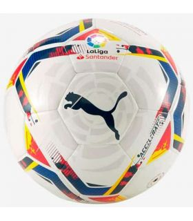 Puma Balon LaLiga Accelerate 4 Puma Balones Fútbol Fútbol Color: blanco