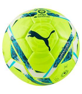 Puma Balon LaLiga Adrenalina Puma Balones Fútbol Fútbol Color: amarillo