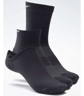 Reebok Calcetines Active Foundation pack de 3
