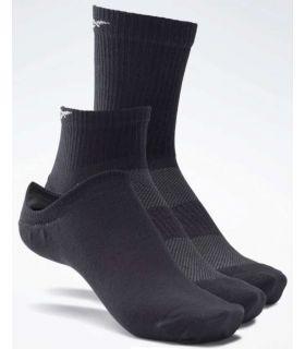 Reebok Calcetines Active Foundation pack de 3 Reebok Calcetines Running Zapatillas Running Tallas: 37 / 39, 40 / 42, 43