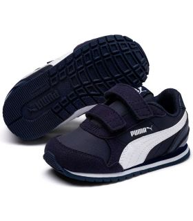 Puma ST Runner v2 NL V Inf Puma Footwear Casual Baby Lifestyle Guts: 19, 20, 21, 22, 24, 25, 26, 27; Color: navy blue