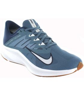Nike Quest 3 008 Nike Sneakers Running Man Sneakers Running Sizes: 42, 43, 44, 45, 46; Color: blue