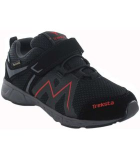 Treksta Speed Low Velcro Black Gore-Tex