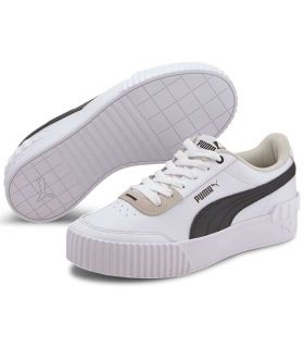 Casual Footwear Woman-Puma Carina Lift 02 white Lifestyle