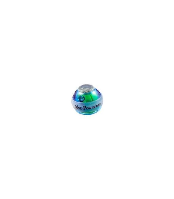 Powerball de la lumière bleue + compteur de vitesse