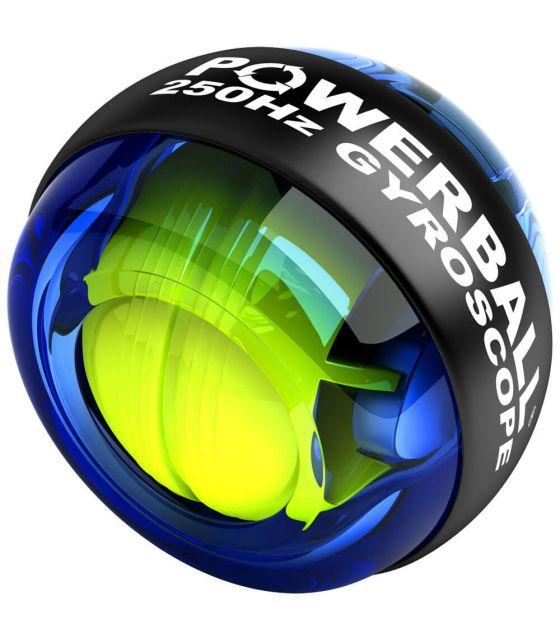 Powerball Blue Ligth + Velocimetro Powerball PowerBall Material Deportivo